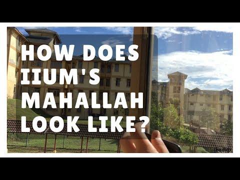 Mahallah Room Tour   IIUM