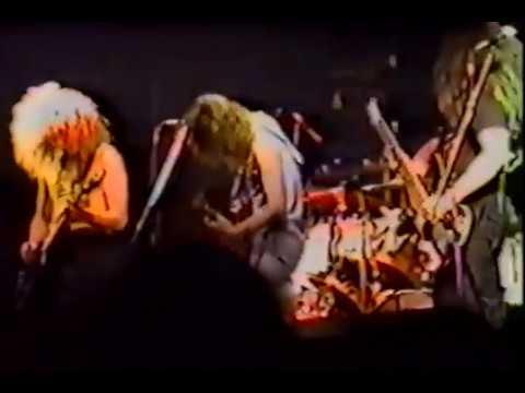Celtic Frost - Detroit 06/12/1987
