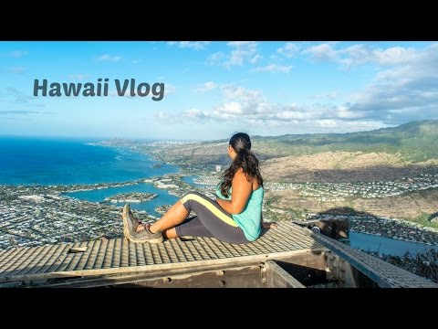 Hawaii Vlog November 2016