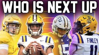 LSU Football Has A QUARTERBACK Problem (Who Will Start In 2021?)