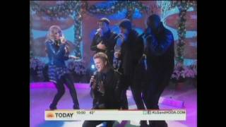 "Pentatonix - ""Silent Night"" & ""Mistletoe"" LIVE on The Today Show"