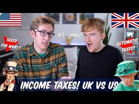 Income Tax! | British VS American