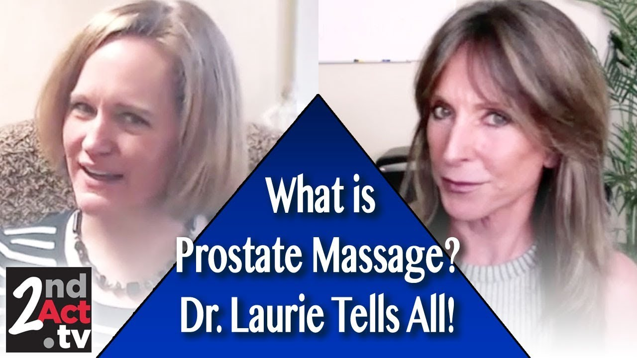 Prostate Massage By Women