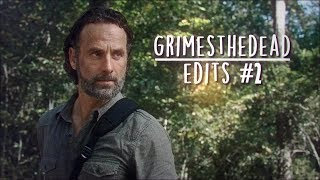 Edit Compilation 2    The Walking Dead