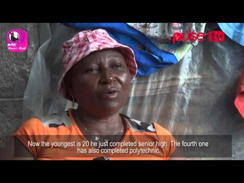 """""""A woman does not do a single job""""-Profile of an Accra fish seller"""