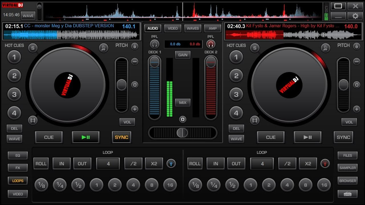 Download Virtual dj 5 full mediafire - PortalProgramas