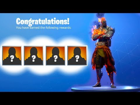 How To UNLOCK The Prisoner Skin STAGES & ALL KEY Locations (Fortnite)