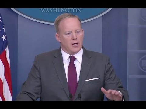 "Thumbnail: Spicer On ""Artificial"" 100 Days Marker For Trump - Says He Has Accomplished A Lot"