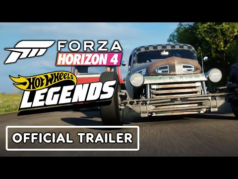 Forza Horizon 4 - Official Hot Wheels Legends Launch Trailer