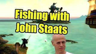 Fishing with Crendor Ep 40: John Staats (Classic/Vanilla WoW Dungeon Designer)