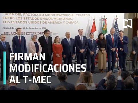 Encuentro entre negociadores de Canadá, EE.UU. y México