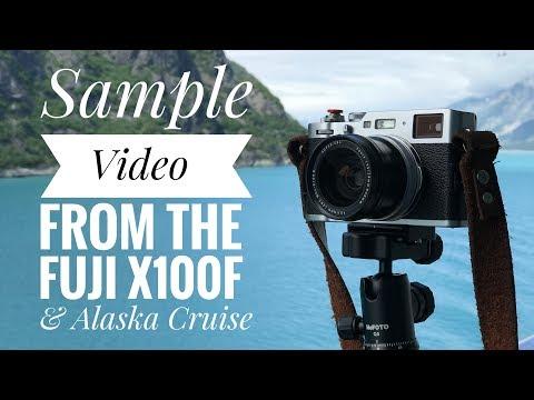 Fuji X100F Sample Video (Alaska Cruise)