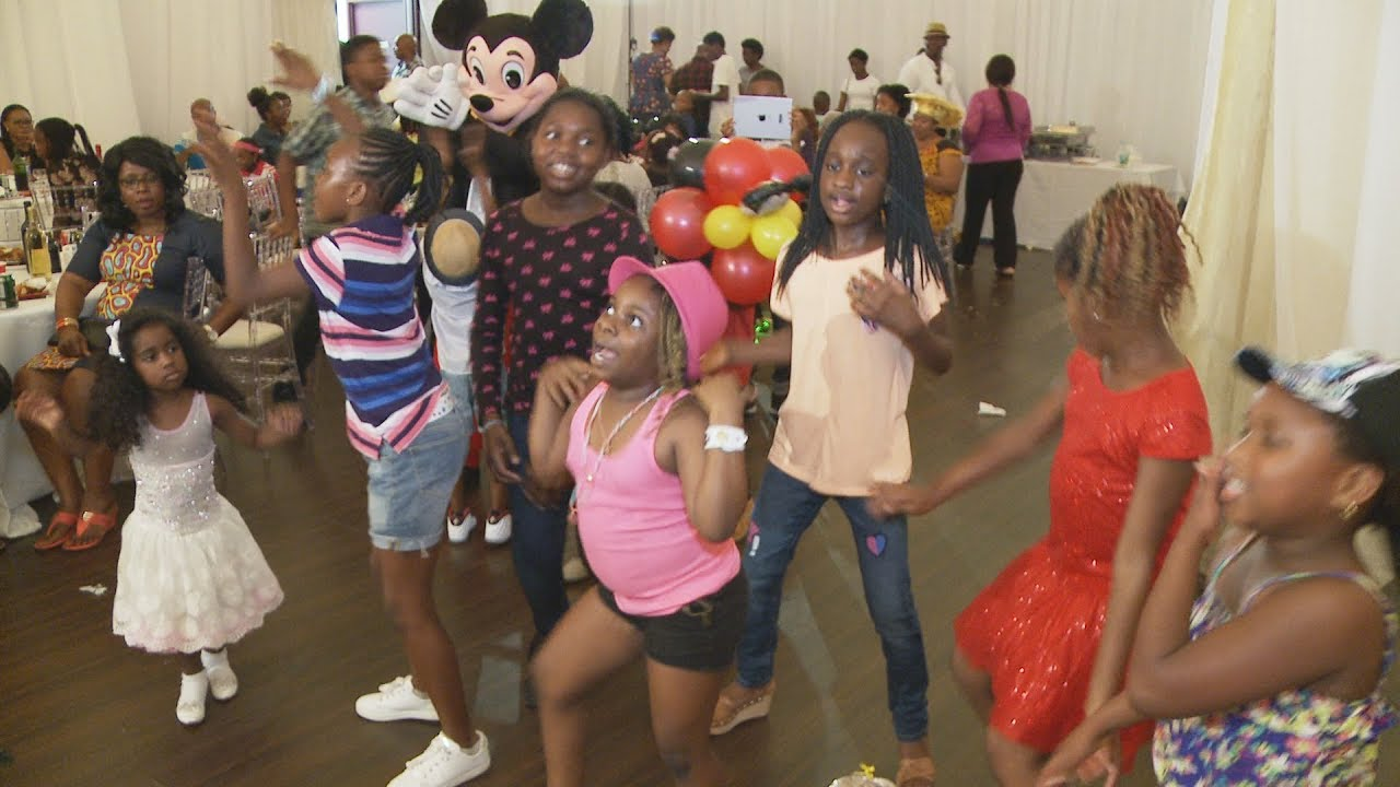GTA Nigerian Kids Dance | First Birthday Party | Forever Video | Toronto Videography Photography