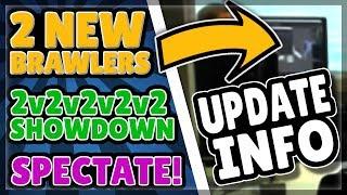 Brawl Stars Update DETAILS! | 2 New Brawlers, DUOs, 2X Progression, Heist Rework, u0026 MORE!
