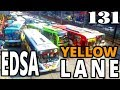 EDSA Yellow Lane 2019   Proof that City Buses are more than Provincial Buses