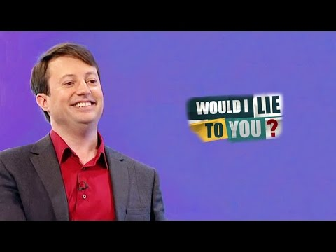 Posh and Repressed?  David Mitchell on Would I Lie to You?