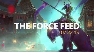 Grand Tournament, BO3 Beta, Heroes [The Force Feed]