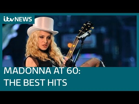 Madonna At 60: Material Girl Through The Decades | ITV News