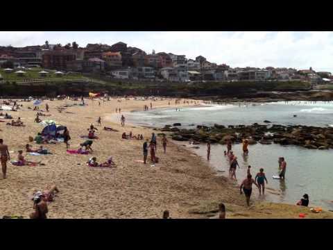 Bronte beach Sydney, Australia