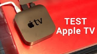 TEST Apple TV 4ème gén. : prometteuse mais perfectible