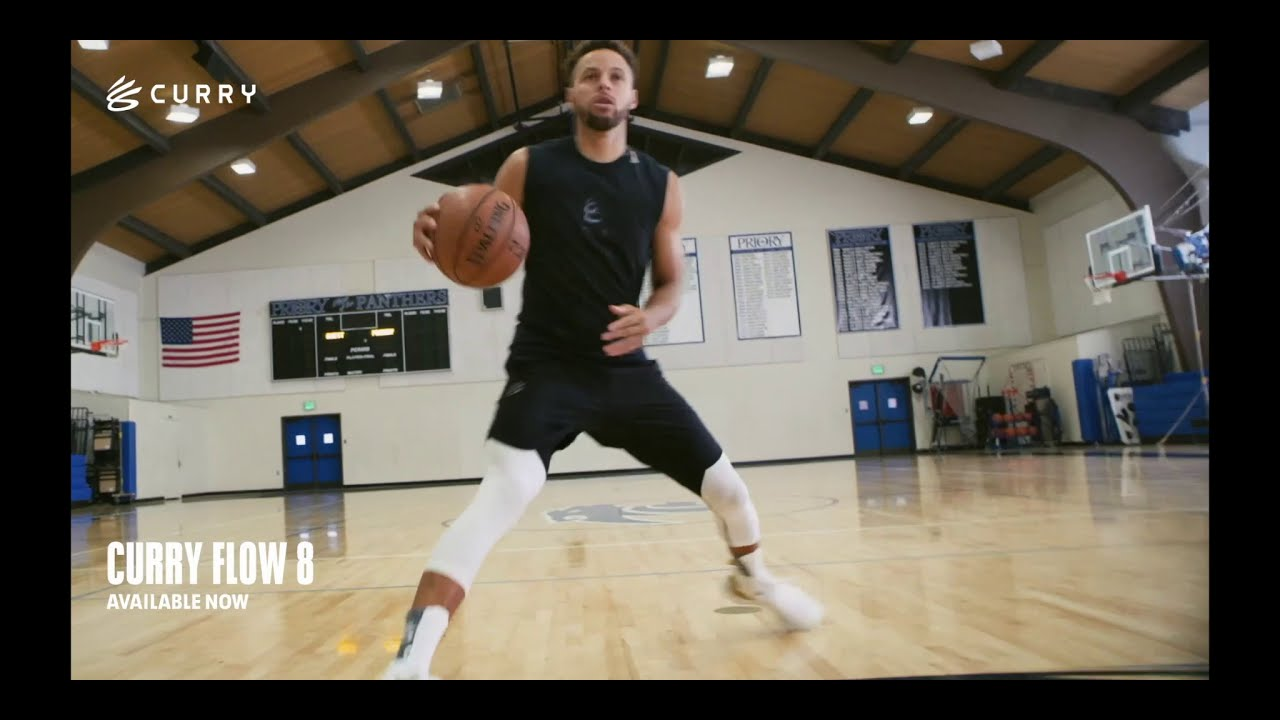 CURRY 8 FLOW GOLDEN  - Dilok Store [TH]