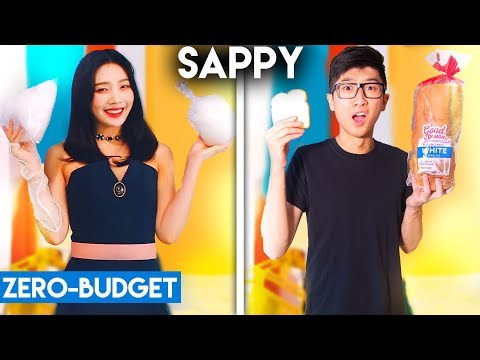 K-POP WITH ZERO BUDGET! (Red Velvet - SAPPY)