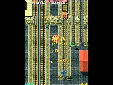 Sky Shark | Arcade | TAITO 1987 | MAME | 1 Loop +