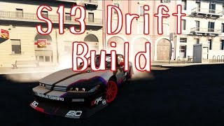 Forza Horizon 2 S13 Drift Build