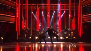 Justin Bieber in Dancing with the Stars