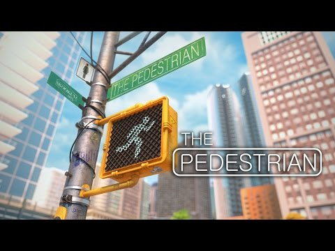 The Pedestrian Kickstarter Trailer