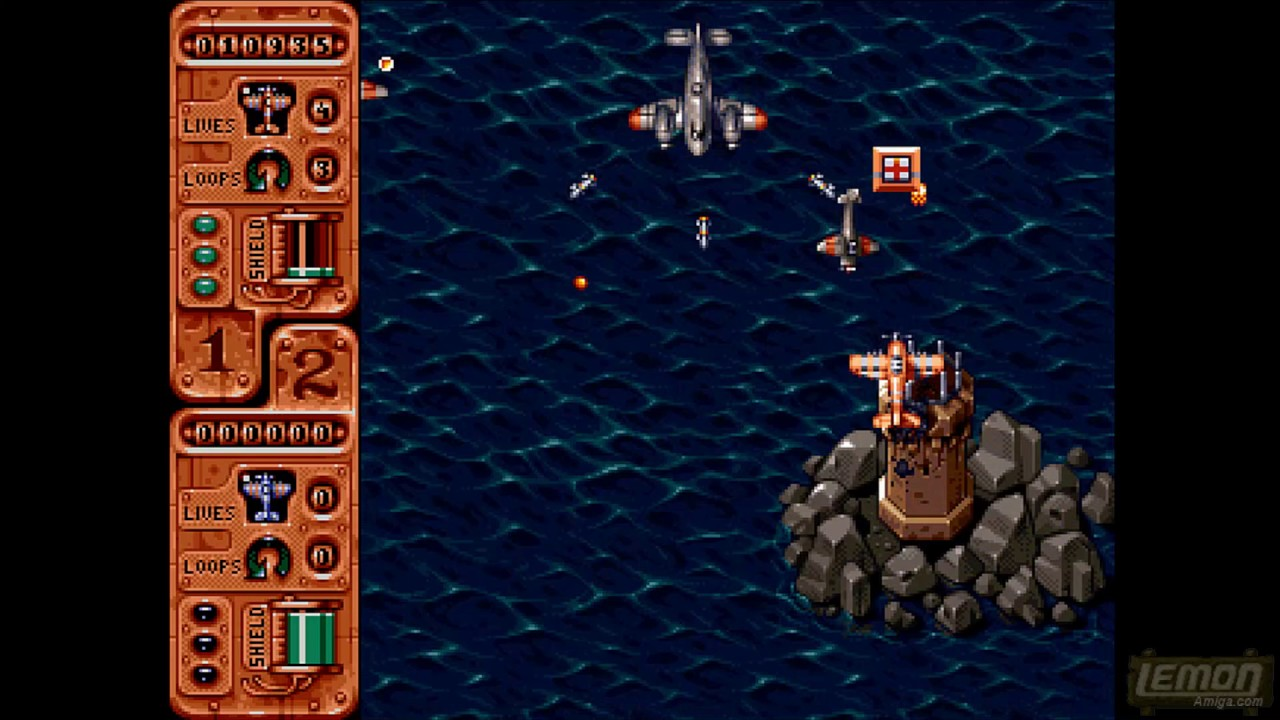 Banshee (Amiga AGA) - A Playguide and Review - by LemonAmiga com
