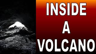 Inside the Hawaii Kilauea Volcano Fissure 8 plus New Lava Tube