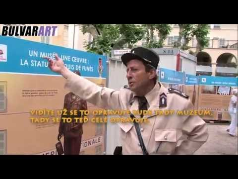 Gendarme de St. Tropez, Le - Četník ze Saint Tropez - reportage/reportáž