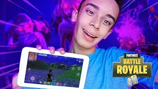 Left!! FORTNITE MOBILE FOR ANDROID-DOWNLOAD APK!