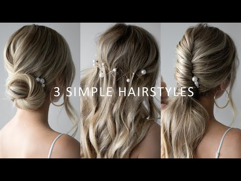 how-to:-easy-prom-hairstyles-👸🏼-prom,-wedding,-bridal-hair