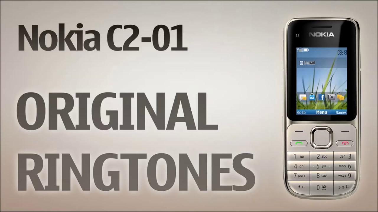 ringtones gratis para nokia c2-01