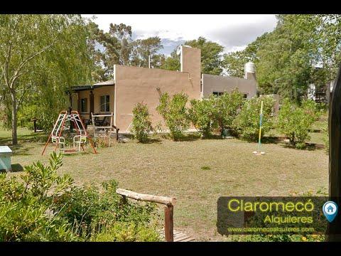 Claromar - Deptos III y IV - Claromeco Alquileres