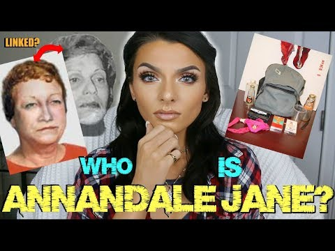 Who is the ANNANDALE JANE DOE? | UnIdentified