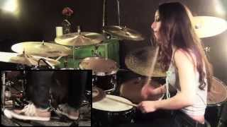 Meytal Cohen - Walking the Demon ( Bullet for my Valentine )   Drum Cover