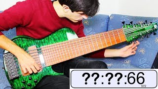 Tuning a 24 STRINGS BASS... How long does it take?