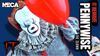 NECA IT 2017 Ultimate Pennywise The Clown | Video Review