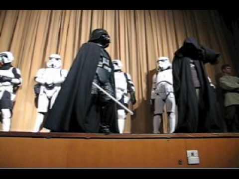 STAR WARS CELEBRATION 2015 with MUFFALO POTATOKaynak: YouTube · Süre: 4 dakika17 saniye