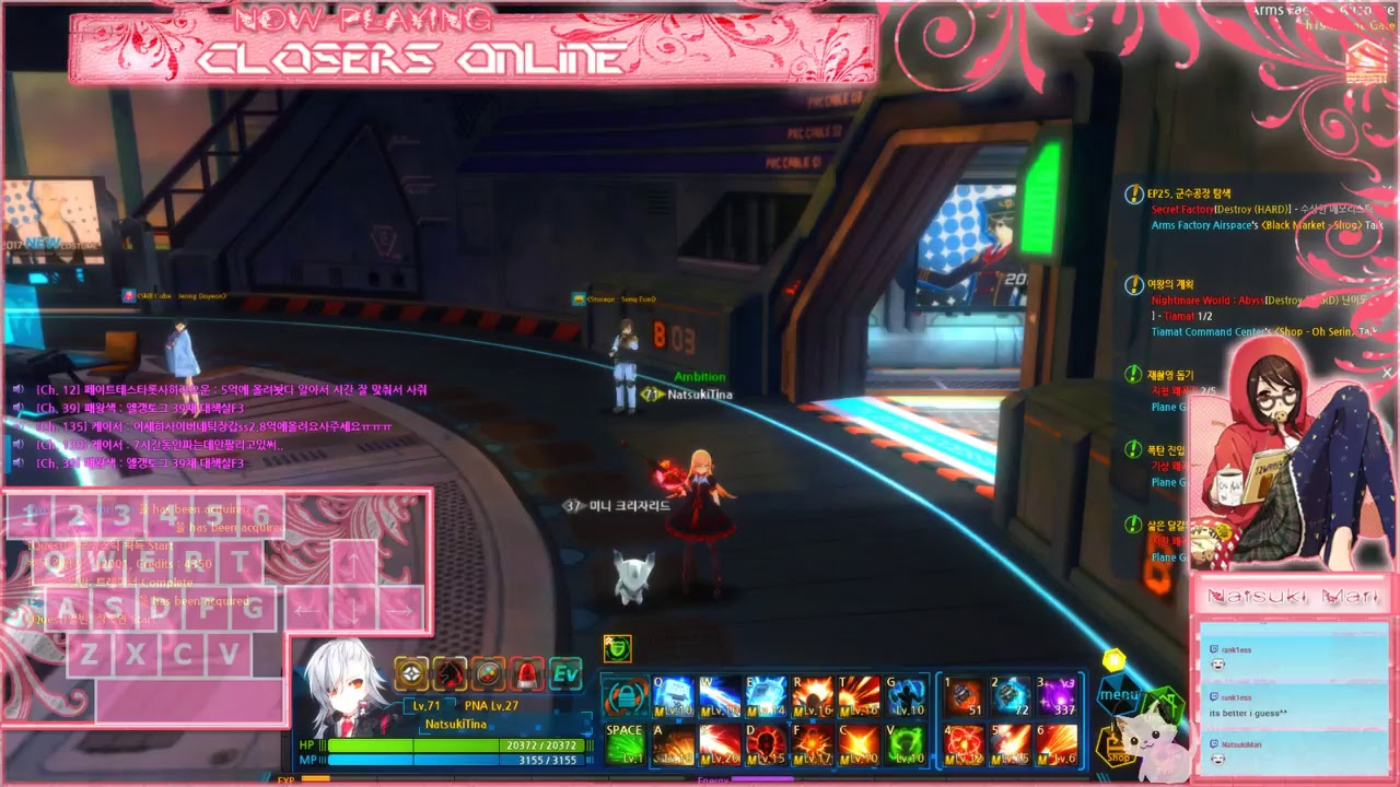 Closers online english patch download