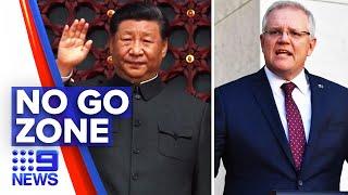 China urging citizens to avoid Australia travel | Nine News Australia