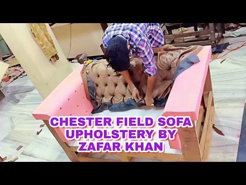 #chester #sofa #upholstery