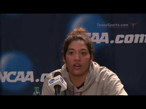 Texas Women's Volleyball Press Conference {December 8, 2016}
