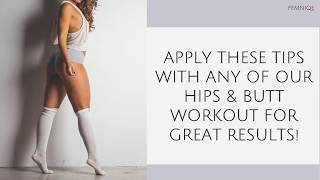 How To Gain Weight Fast | Gain Weight on Hips, Butt and Thighs!