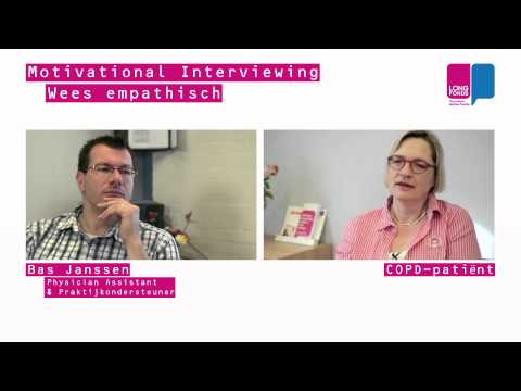 Longfonds - Motivational Interview: Wees empatisch
