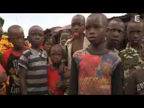 Guinée le territoire des oubliés