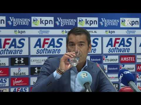 'Gio' na AZ-Feyenoord: 'Einde van de rit hoger staan'